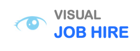 Visual Job Hire Logo