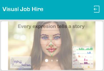 Visual Job Hire APP