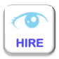 Visual Job Hire Icon