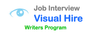 Writers - Job Interview Visual Hire